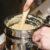 Rozklejanie kasz - gotowanie
